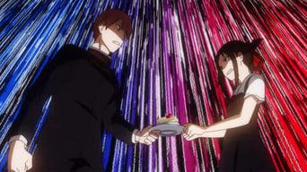 Kaguya Won't Forgive / Kaguya Wants to Forgive / Miyuki Shirogane Wants to Go Somewhere
