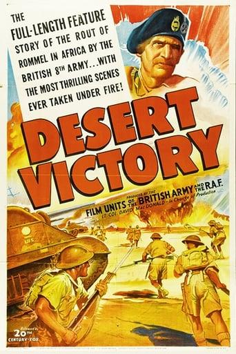 Poster of Desert Victory
