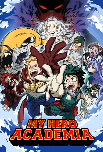 Poster of My Hero Academia
