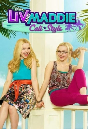 Poster of Liv and Maddie