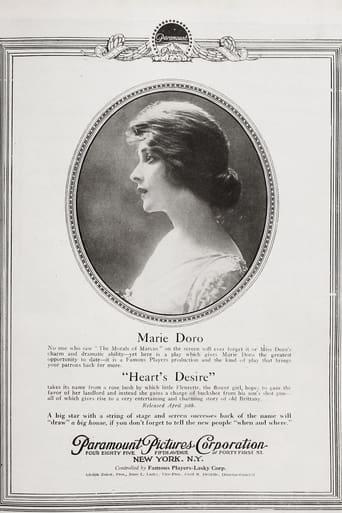 Poster of Heart's Desire