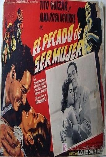 Poster of El pecado de ser mujer