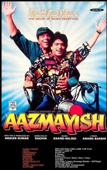 Watch Aazmayish Online Free Putlocker