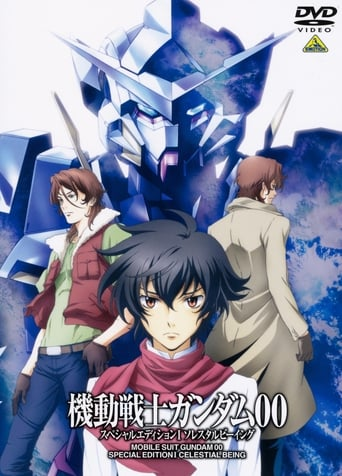 Poster of Mobile Suit Gundam 00 Special Edition I: Celestial Being