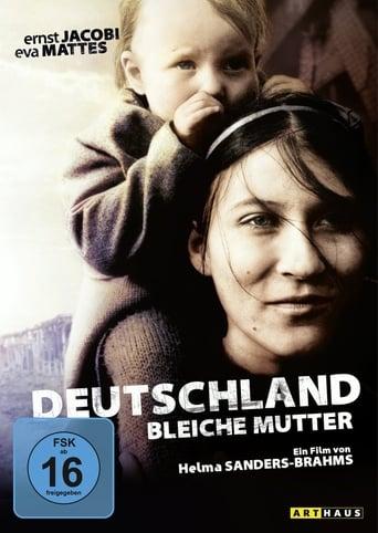 Deutschland, bleiche Mutter