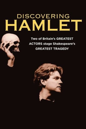 Poster of Discovering Hamlet
