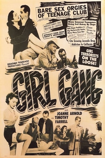 Poster of Girl Gang