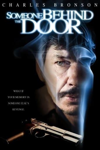 Poster of Someone Behind the Door