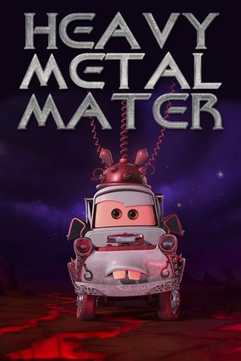 Poster of Heavy Metal Mater