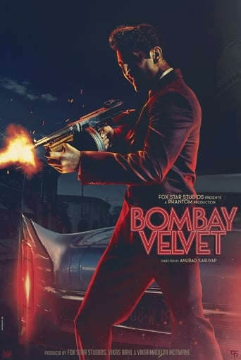 Poster of Bombay Velvet