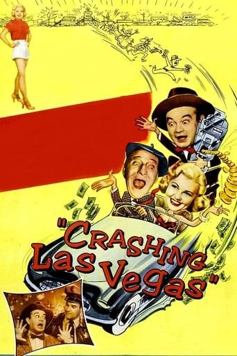 Poster of Crashing Las Vegas