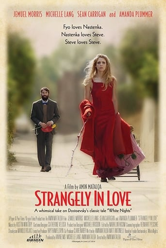 Poster of Strangely in Love