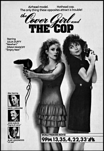 Poster of The Cover Girl and the Cop