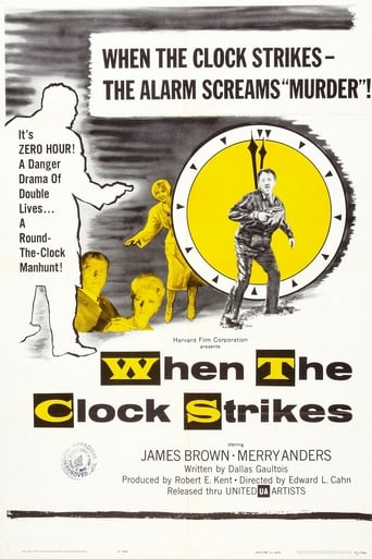 Poster of When the Clock Strikes