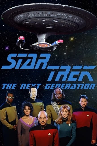 Poster of Star Trek: The Next Generation