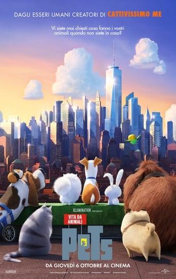 Cartoni animati Pets - Vita da animali - The Secret Life of Pets