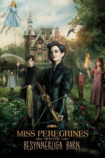Poster of Miss Peregrines hem för besynnerliga barn
