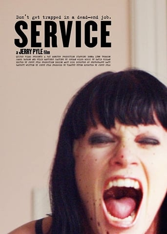 Poster of Service