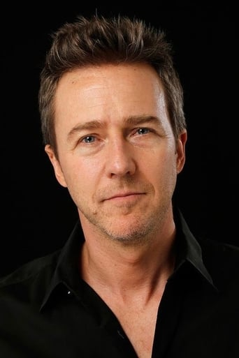 Edward Norton alias Bruce Banner / The Hulk