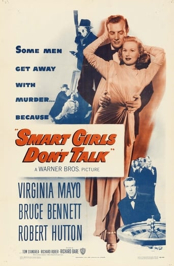 Poster of Smart Girls Don't Talk