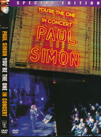 Poster of Paul Simon: You're The One