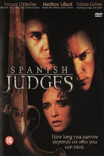 Poster of Spanish Judges
