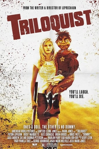 Poster of Triloquist