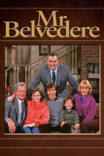 Poster of Mr. Belvedere