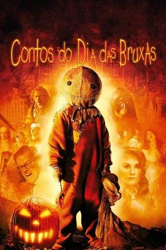 Contos do Dia das Bruxas - Poster