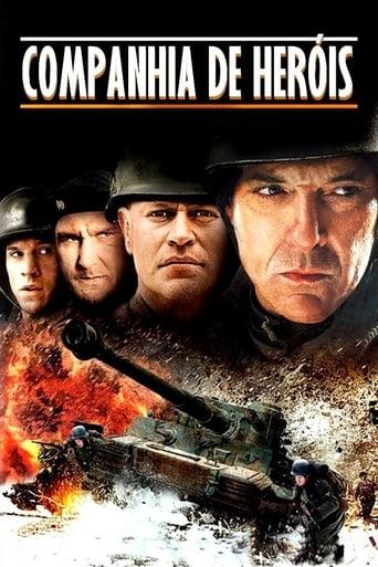 Companhia de Heróis - Poster