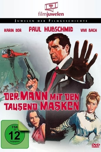 Poster of The Spy with Ten Faces