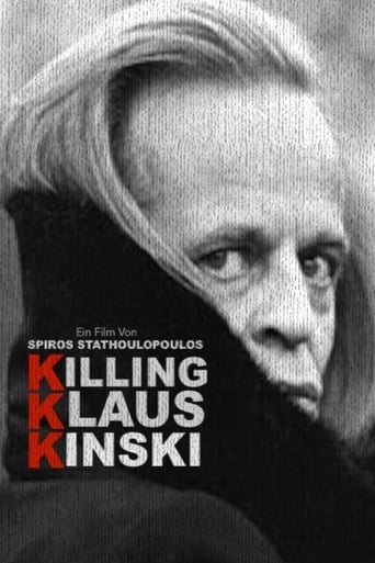 Poster of Killing Klaus Kinski