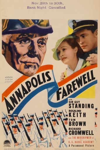 Poster of Annapolis Farewell