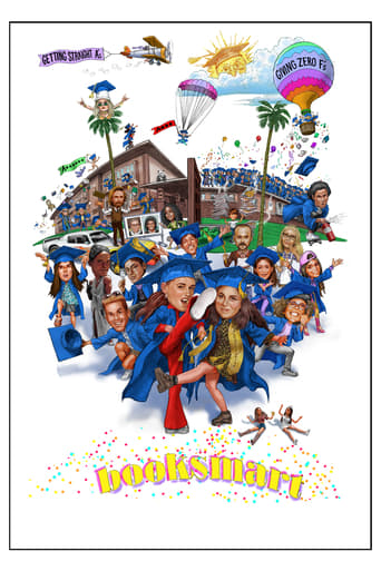 Poster of Booksmart