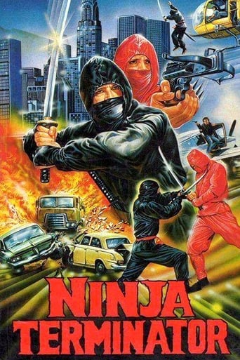 Poster of Ninja Terminator