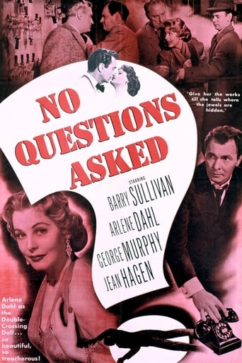 Poster of No Questions Asked