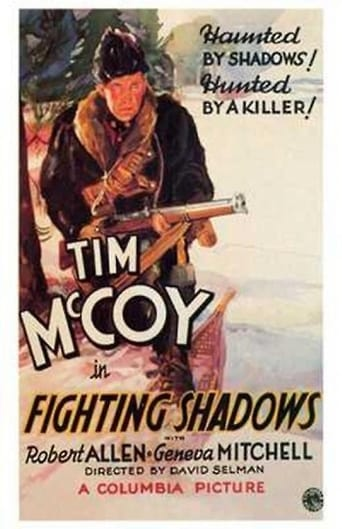 Poster of Fighting Shadows