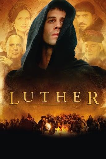 Lutero - Poster