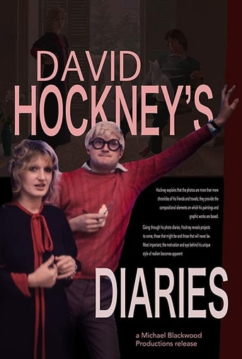 David Hockney's Diaries (1970)