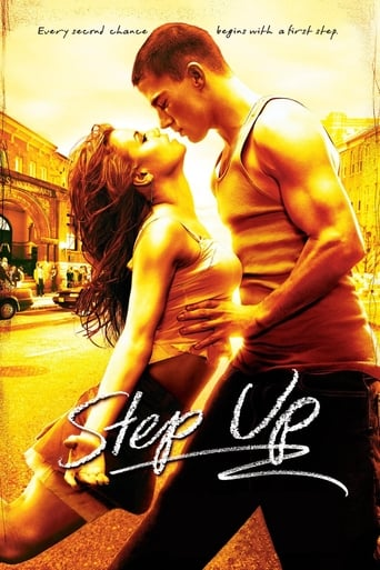Poster of Step Up. Bailando