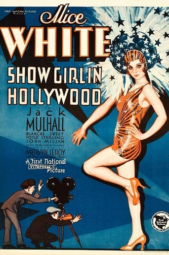 Poster of Show Girl in Hollywood
