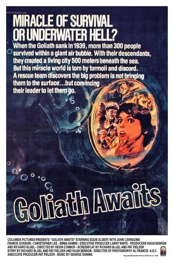 Poster of Goliath Awaits