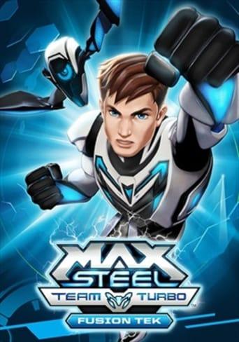 Poster of Max Steel Team Turbo: Fusion Tek