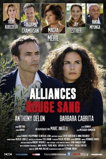 Poster of Alliances rouge sang