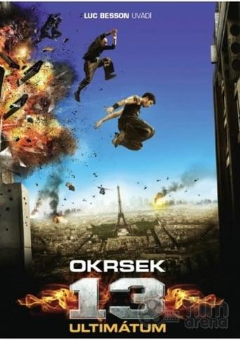 Poster of Okrsek 13: Ultimatum