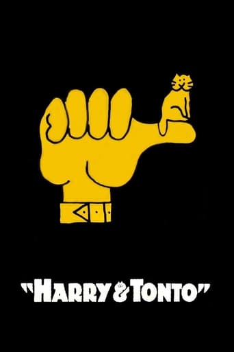 Poster of Harry and Tonto