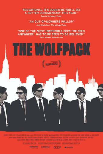 The Wolfpack - Mitten in Manhattan