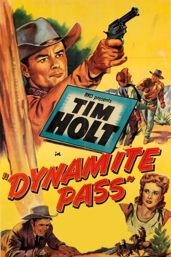 Poster of Dynamite Pass