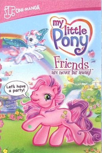 Poster of My Little Pony: Friends Are Never Far Away
