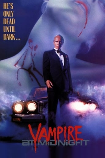 Poster of Vampire at Midnight